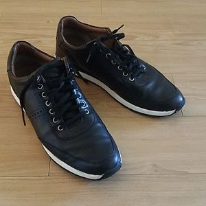 Bacco Bucci Leather Shoes